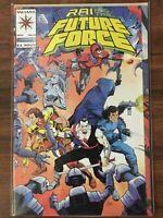 Rai and the Future Force #9 VF/NM  (Valiant, 1993)