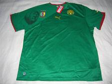 Cameroon Soccer Jersey Puma Home Top Football Shirt Trikot Cameroun Maillot NEW