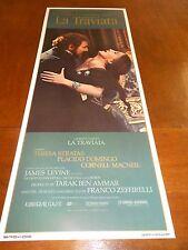 LA TRAVIATA (1982) TERESA STRATAS ORIGINAL INSERT POSTER-LOT OF 5- NICE!