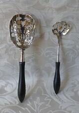 Cucchiai confetti, Elkington Plate, Sheffield, Silver Plated Comfit Spoons 1921