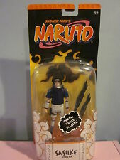 Mattel Shonen Jump's Naruto Sasuke with Throw Kunai Daggers
