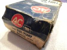 NOS Fuel Pump AC/GM 40455 (6416531) - 1959-1963 Pontiac ?