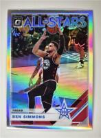 2019-20 Donruss Optic All-Stars Holo #19 Ben Simmons - Philadelphia 76ers