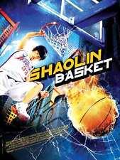 AFFICHE SHAOLIN BASKET 4x6 ft Bus Shelter D/S Movie Poster Original 2008