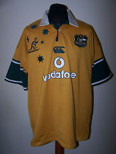 Canterbury Australia Wallabies 2002/04 Vodafone Rugby Union Shirt (XXL, 2XL)