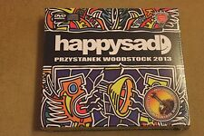 Happysad - Przystanek Woodstock 2013 2CD+DVD POLISH RELEASE