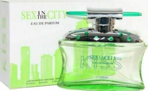 Sex In The City KISS Eau De Parfum Spray 100ml Sealed Box Original Perfume