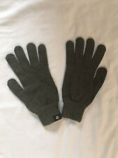 Paul Smith Kharki Lambswool Gloves PS