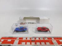 CJ390-0,5# Brekina H0/1:87 Set PKW Porsche 911 E Coupé: 16201 etc, NEUW+OVP