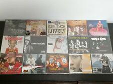 26 x Maxi CDs Hip Hop RnB Rap Sammlung  DMX Busta Rhymes Eminem Lot Konvolut