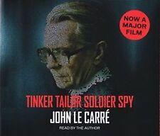 John Le Carre / TINKER TAILOR SOLDIER SPY  [ ABR Audiobook ]