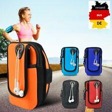 Armtasche Handy Sport  Laufen Joggen Fitness Armband Bag Hülle Tasche
