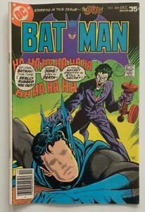 Batman #294 (DC 1977) FN condition Bronze age issue.