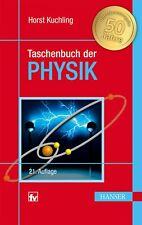 Taschenbuch der Physik Kuchling, Horst
