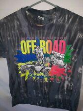 Vintage 1992 Mickey Thompson Off Road championships Racing T Shirt grand prix