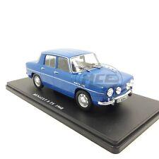 1/24 COCHE CAR VOITURE RENAULT 8 TS AZUL 1968 SALVAT