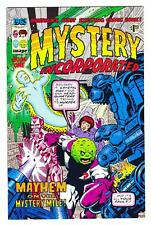 """1963 (Image) #1 (4/93) - NM +/""""Mystery Incorporated""""; Alan Moore-Skript ^"""