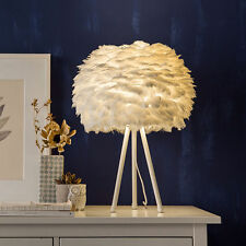 Fashion European Lantern Nest Feather Table Lamp Bedside Lamp Light Desk Lamp