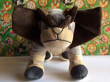 "Pokemon Plush Terrakion Big Tomy Takara 12"" UFO doll stuffed animal figure Toy"