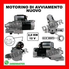 MOTORINO DI AVVIAMENTO NUOVO DODGE AVENGER-CALIBER-JOURNEY DAL 2006 M1T93571 47