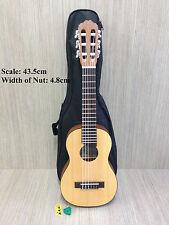Caraya Solid Spruce Top Tenor Size Guitarlele,Natural Matt w/Free gig bag.C-28SN