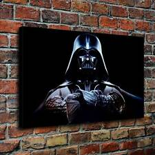 Star Wars Darth Vader Home Decor Room HD Canvas Print Picture Wall Art Painting