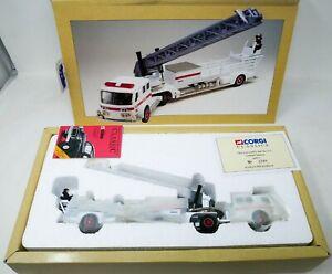 Corgi Classics 97387 1/43 American La France Ladder Truck Denver Fire Engine LTD