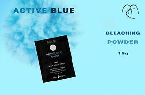Professional Powerful Blue Hair Whitening Bleaching Lightening Powder Bleach 15g