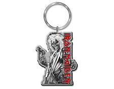 OFFICIAL LICENSED - IRON MAIDEN - KILLERS KEYCHAIN METAL KEYRING EDDIE