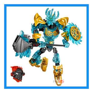 Educational Building Blocks CO2 Toys Bionicle Biochemical Robot For Boys 94PCS