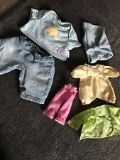 Various Dolls Clothing Build A Bear Baby Born Small Doll Betty Spaghetti
