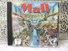 Mall Tycoon 2002  Design, Build & Manage a MALL 60 different Store Types PC GAME