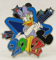 Disney Pin # 88131 Mystery Collection - Daisy Duck Only