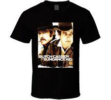 Butch Cassidy & the Sundance Kid Newman Redfordt shirt