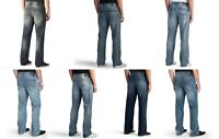 ROCK & REPUBLIC Mens Jeans RELAXED STRAIGHT Stretch Cotton Denim DISCONTINUED