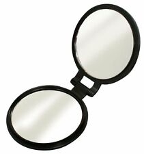 NEW Double sided compact mirror 10x magnifying glass with YL 10 FREE SHIPPING