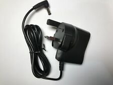 Kettler VERSO 300 Crosstrainer 9VDC 500mA Mains AC-DC Switching Adapter