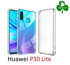 For Huawei P30 Lite Case Cover Crystal Clear Gel Protective ShockProof Case New