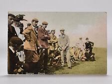 Postcard / Vardon Braid Fernie Taylor
