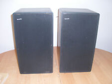 2x Lautsprecher Hans G. Hennel Summit Starline SX 390 Hi-Fi Boxen