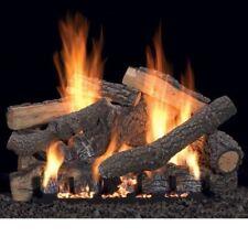 "18"" Ponderosa Vent Free Gas Logs with Millivolt Control - NG"