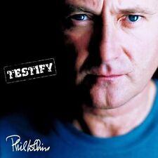 Phil Collins: Testify - CD