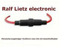 NOS Sicherungs-Streifen von Pudenz Typ 157.5701.5351 35 A // 80 V Fuse Strip