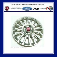 New Genuine Fiat Grande Punto 15 inch wheel trim 735481016