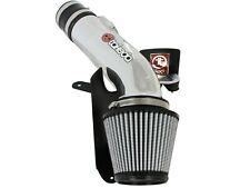 AFE Power Tekeda PRO DRY S Cold Air Intake CAI Accord 13-17 3.5L & TLX Polished