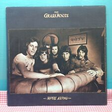 THE  GRASS ROOTS - Move along (1972) Dunhill LP Vinyl Record