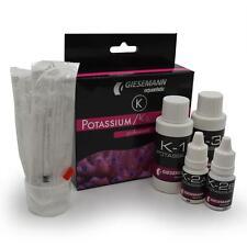 GIESEMANN - PROFESSIONAL POTASSIUM K TEST KIT (40 TESTS)