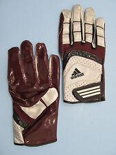adidas Performance Scorch Lightning Football Gloves Met.Sil/Lt.Mrn 2Xl Pair New