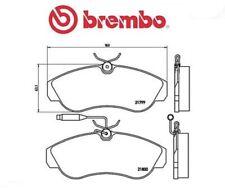 P23069 Kit pastiglie freno, Freno a disco (MARCA-BREMBO)