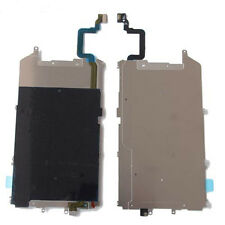 LCD Metal Backplate Shield with Home Extend Flex Cable for iPhone 6 Plus 5.5